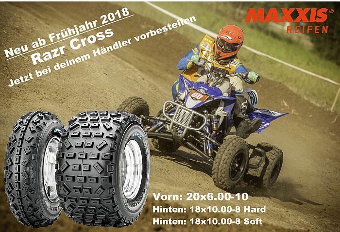 ANZEIGE_Short Track Razr Cross700px